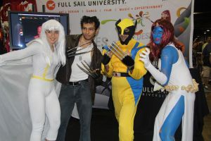 X-Men and the Wolverines by VoiceofSupergirl