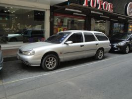 Mondeo wagon by gupa507