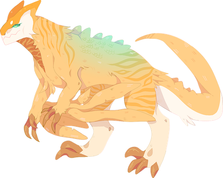 carno - adopt by peachdelight