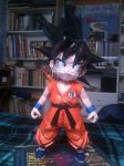 Kid Goku by totya0108