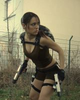 Lara Croft TR underworld by illyne
