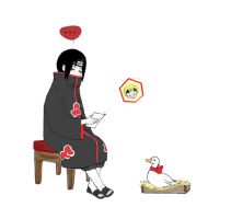 Itachi gets a present by rozene