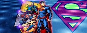 Superman Tribute! Photoshop Work! by Dmox14