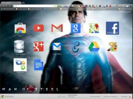 Man Of Steel by SPCM2011