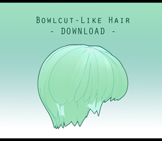 Bowl-ish Cut [ DOWNLOAD ] by Aia-Aria