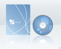 arcos OS Desktop Edition CD by AreoX