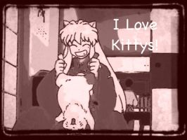 I Love Kitties.. by rosycrystals