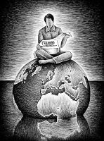 Global Crisis by BenHeine