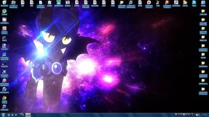 My current Desktop by The-Everlasting45