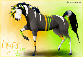 WRS Killjoys' King ::RS:: by Buttsaurus-Rex