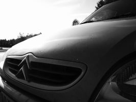 Citroen Saxo by UglyKidAndy