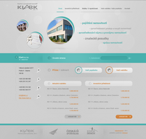 klark.cz - small real estate by ren-g