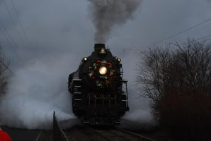 SPandS #700 on the Holiday Express 9 by TaionaFan369