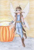 Disney Fairies: Terence by NormaLeeInsane