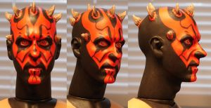 darth maul invasion 2 by redner