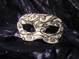Silver Wind Mask by ToTheMask