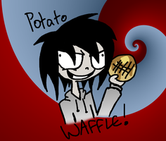 Potato Waffles by insanelyADD