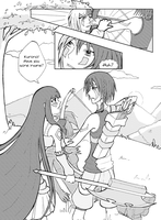 SD: Wolf and Fox - ch. 1 pg. 4 by Reina-Kitsune