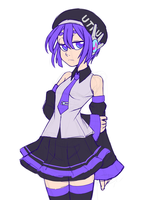 [UTAU 30 CHALLENGE] Day 1: Defoko by PRISMOID