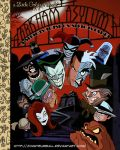 LIID 141: Little Golden Book Arkham Asylum! by johntrumbull