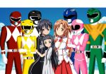 .: Commission : Morphin Time Online :. by Sincity2100