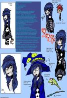 Witchy Wendy:Arista Reaper. by Rockerchick22