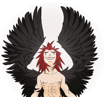 Demonic Axel by Jexyss