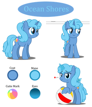 Ocean Shores ref sheet by BladeDragoon7575