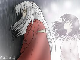 Inuyasha - Without her by Etrilya