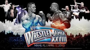 Wrestlemania XXVIII - Wallpaper by findmyart