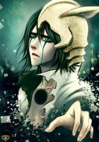 Bleach::Ulquiorra by leejun35