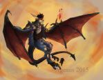 Gift of Firestorms by Ageaus