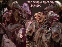 Skeksis Wallpaper 9. SkekOk by queenmoreta