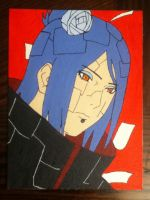 Konan painting by TheScarecrowOfNorway