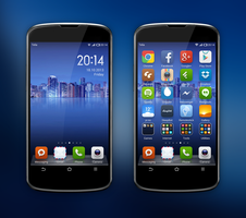 My Android II - MIUI 4 | October 2013 by hundone