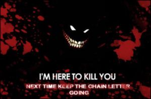 Chain Letters by Grave-Robber-Jess