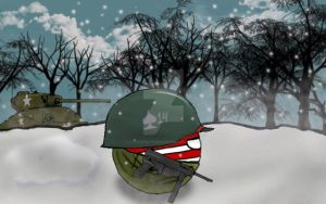 Battle of the Bulge by Standarte-Thuringen