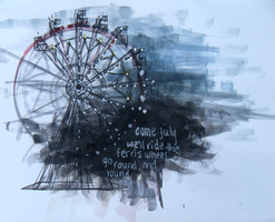 Patient Ferris Wheel by stranger-thn-fiction