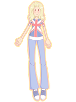 Rose Tyler (Peach) by GinnyMilling