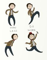 .How do legs work. by bababug