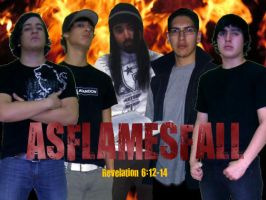 ASFLAMESFALL Banner by IMAGE05