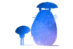 It's the little things that count-Tonari No Totoro by CorryRox