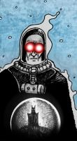 Mr. Freeze by thirteenthman