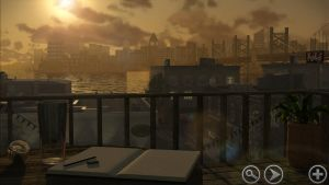 Senior Project 3D Time-Lapse : Sunrise by KyleConway727