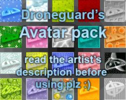 Free avatar pack by Droneguard