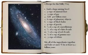 A Recipe for The Milky Way by Greensister125