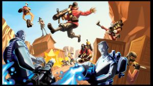 Team Fortress 2 by BillyBobDriwahl