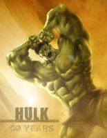 Marvels: HULK! by annecain