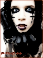 Andy Biersack Edit by Carabajal32