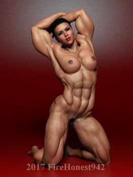 Playing With Elsie 118: Naked Glory by FireHonest942